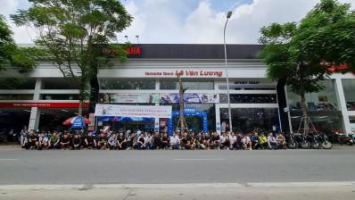 GẶP GỠ, GIAO LƯU & CHIA SẺ DẦU YAMAHALUBE GP VỚI HƠN 20 CLUB ANH EM MOTOR TRONG & NGOÀI NƯỚC